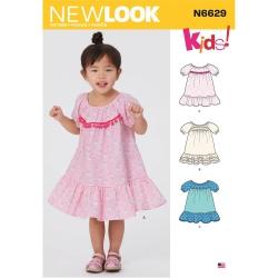 Wykrój New Look N6629