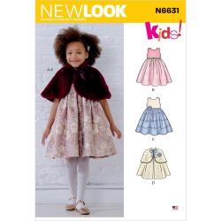 Wykrój New Look N6631
