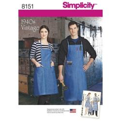 Wykrój Simplicity 8151