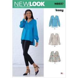 Wykrój New Look N6637