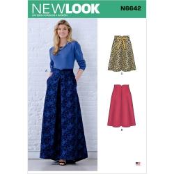 Wykrój New Look N6642