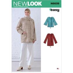 Wykrój New Look N6639