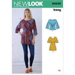 Wykrój New Look N6638