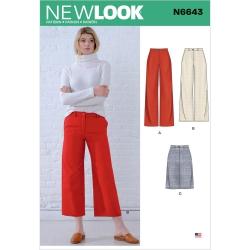 Wykrój New Look N6643