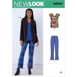 Wykrój New Look N6645