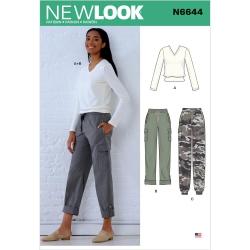 Wykrój New Look N6644