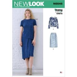 Wykrój New Look N6646