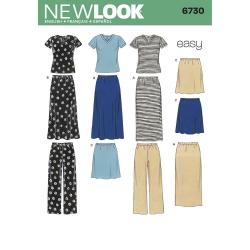 Wykrój New Look N6730A