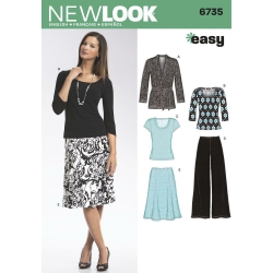 Wykrój New Look N6735A