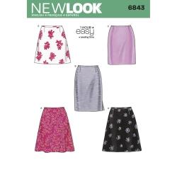 Wykrój New Look N6843A