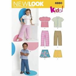 Wykrój New Look N6880A