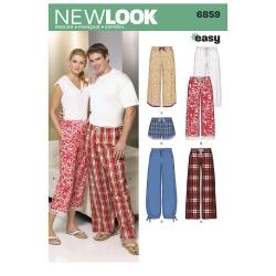 Wykrój New Look N6859A