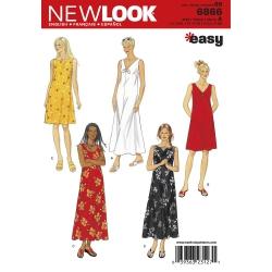 Wykrój New Look N6866A