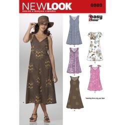 Wykrój New Look N6889A