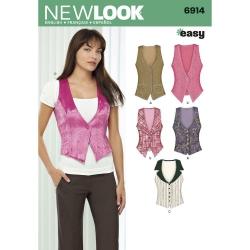 Wykrój New Look N6914A