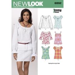 Wykrój New Look N6892A