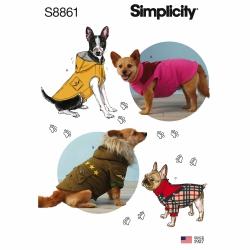 Wykrój Simplicity 8861