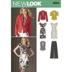 Wykrój New Look N6013A