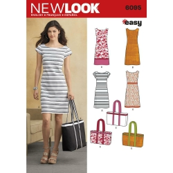Wykrój New Look N6095A