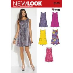 Wykrój New Look N6125A