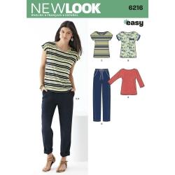 Wykrój New Look N6216A