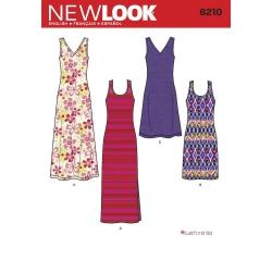 Wykrój New Look N6210A