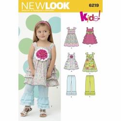 Wykrój New Look N6219A