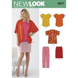 Wykrój New Look N6217A