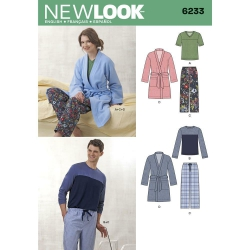 Wykrój New Look N6233A