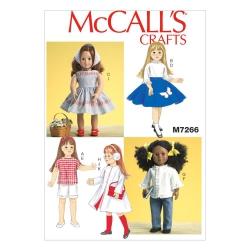 Wykrój McCall's M7266
