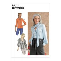 Wykrój Butterick B6710