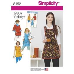 Wykrój Simplicity 8152