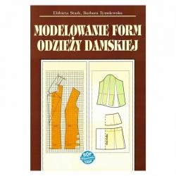 Modelowanie form odzieży damskiej podr.