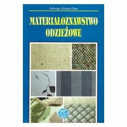 Materiałoznawstwo odzieżowe podręcznik