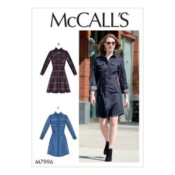Wykrój McCall's M7996