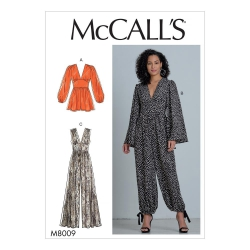 Wykrój McCall's M8009