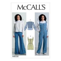 Wykrój McCall's M8008