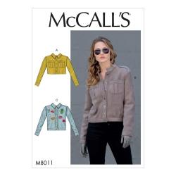 Wykrój McCall's M8011