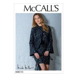 Wykrój McCall's M8010