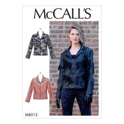 Wykrój McCall's M8012