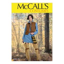 Wykrój McCall's M8018