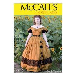 Wykrój McCall's M8017