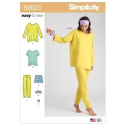 Wykrój Simplicity S9020