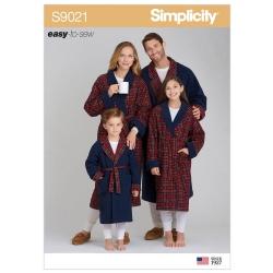 Wykrój Simplicity S9021