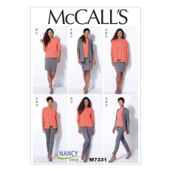 Wykrój McCall's M7331