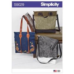 Wykrój Simplicity S9029