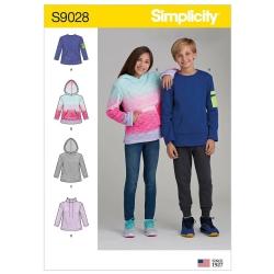 Wykrój Simplicity S9028