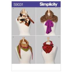 Wykrój Simplicity S9031