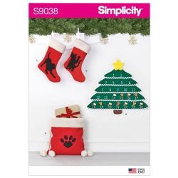 Wykrój Simplicity S9038