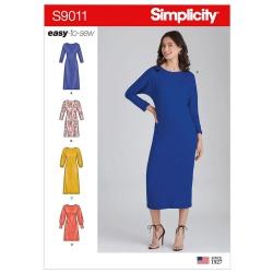 Wykrój Simplicity S9011